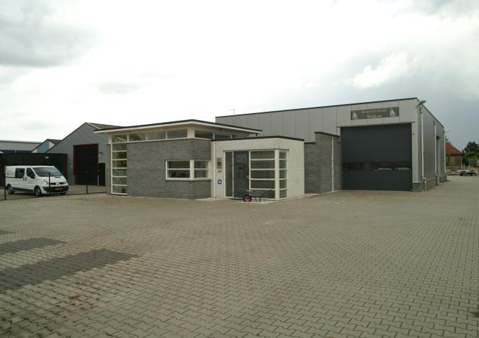 Klazienaveen Industriestraat 13 01